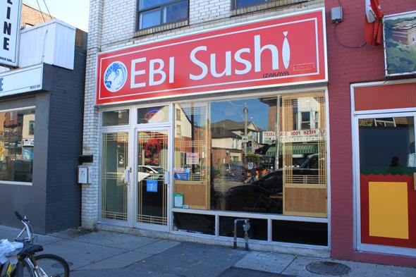 Ebi Sushi Izakaya