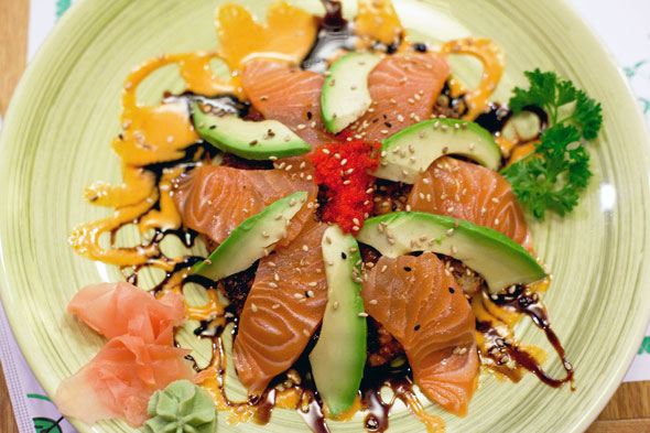oshio japanese restaurant toronto
