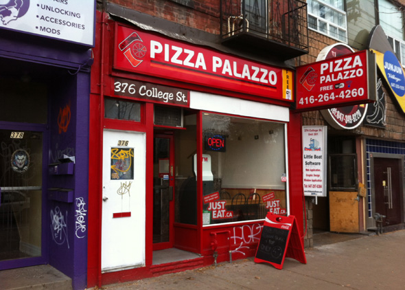 Pizza Palazzo