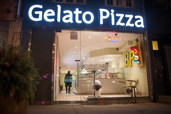 gelato pizza toronto