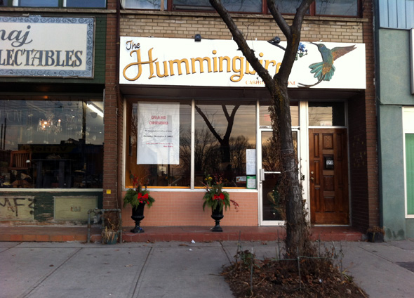 The Hummingbird Caribbean Cuisine