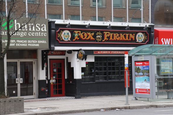 Fox and Firkin