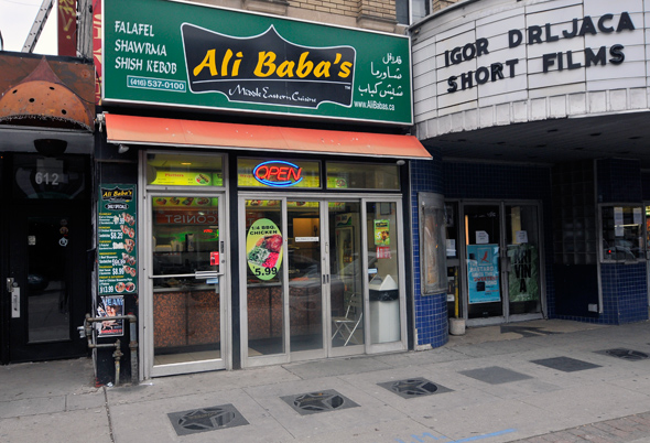 Ali baba 39 s little italy for Ali baba s middle eastern cuisine