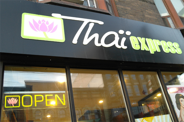 Thai Express Toronto
