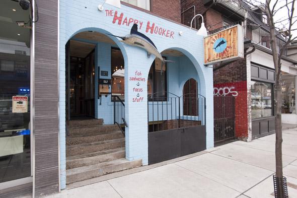 Happy Hooker Toronto