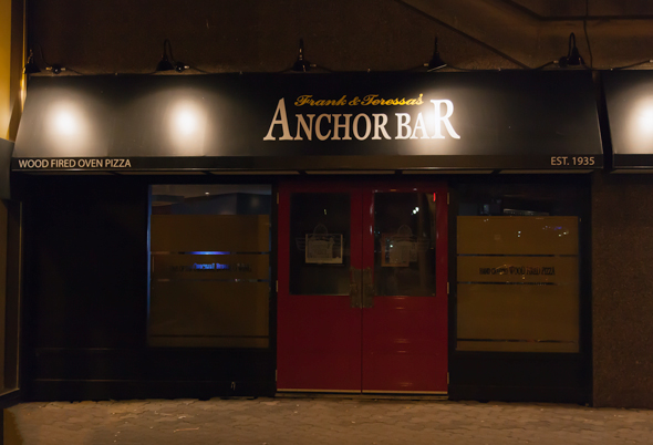 Anchor Bar Hamilton
