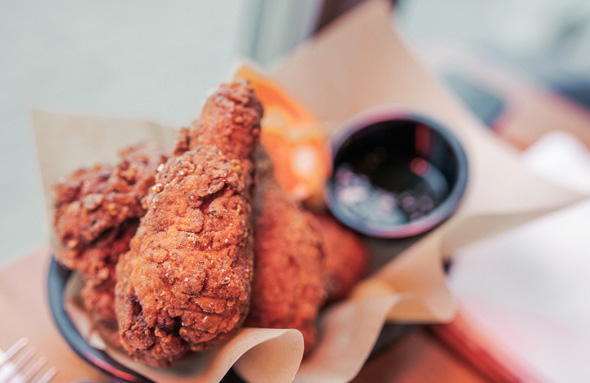 Fried Chicken Toronto
