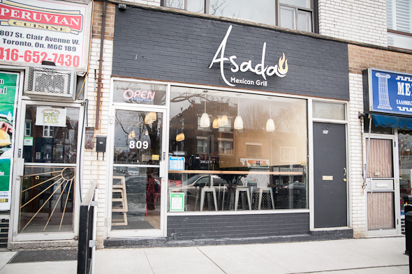 Asada Toronto