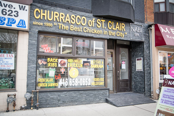 Churrasco of St. Clair