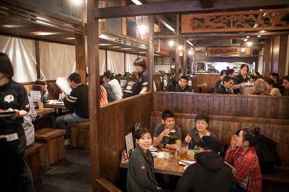 Japanese pub toronto