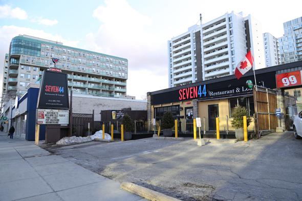 Seven44 Toronto