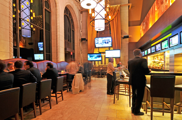 Turf Lounge Toronto