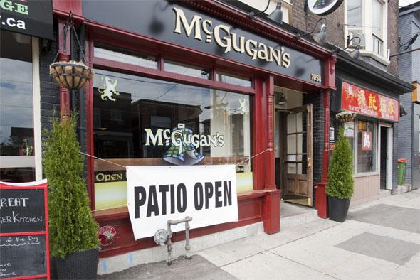 Mcgugans Toronto
