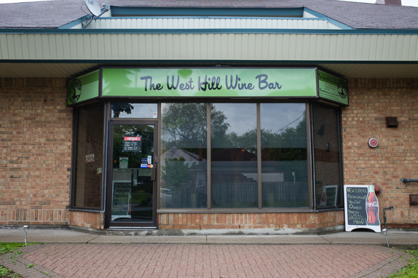 The West Hill Wine Bar
