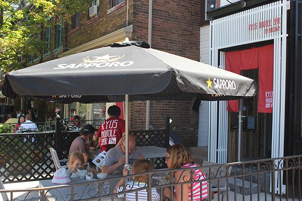 Noodle Ryus Bar