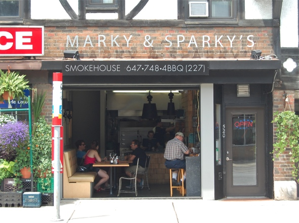 Marky and Sparkys Smokehouse