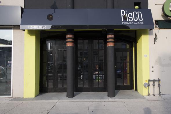 Pisco restaurant toronto