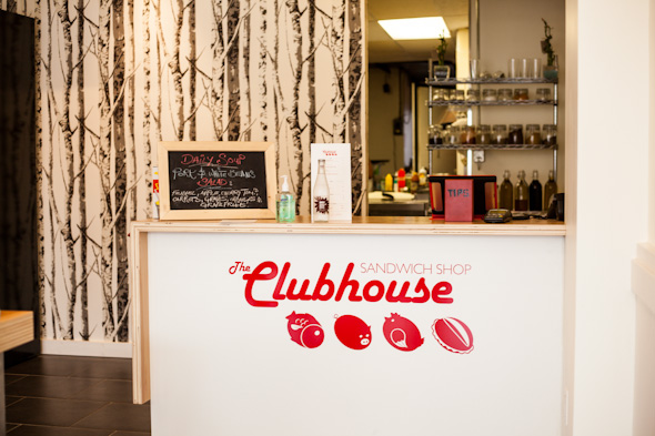 Clubhouse Sandwich Shop Toronto