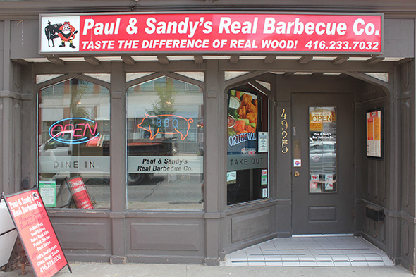 Paul and Sandys Toronto