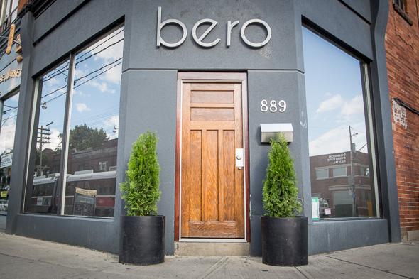 Bero Restaurant Toronto