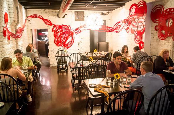 Cafe Bar Pasta Toronto