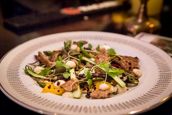 Libertine Restaurant Toronto