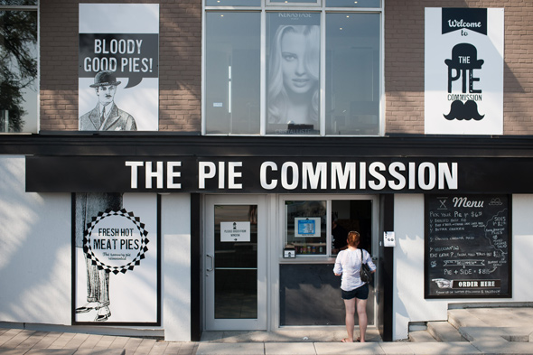 The Pie Commission