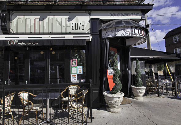 Coquine Restaurant