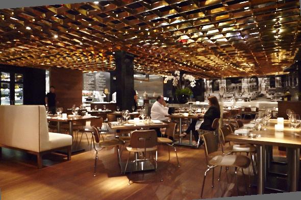 Tiffany Montreal Restaurant Menu