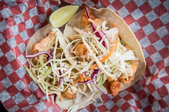 Fish Tacos Toronto