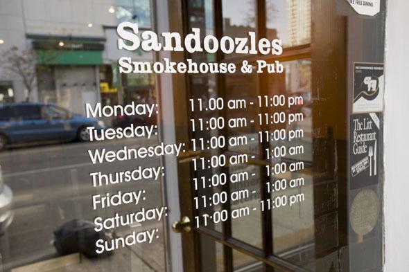 Sandoozles