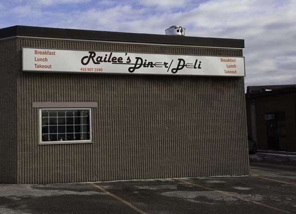 Railees Diner