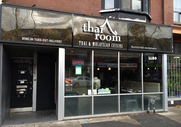 The Thai Room Bloor