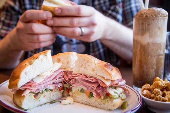 Italian sandwich toronto