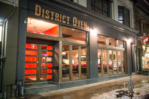 District Oven