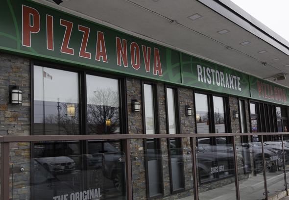 pizza nova toronto
