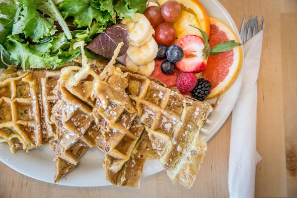 waffles toronto