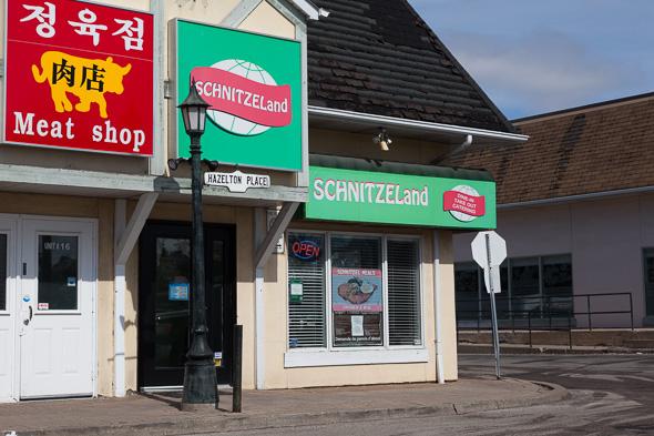 Schnitzeland