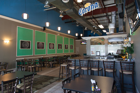 Cafe Omai Menu