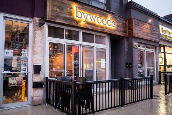 Bywoods toronto