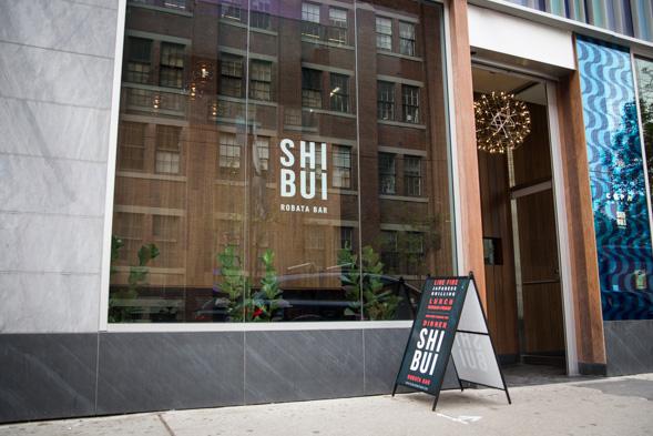 Shibui Robata Bar Toronto