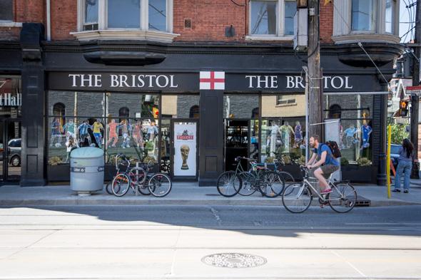 the bristol - closed - blogto