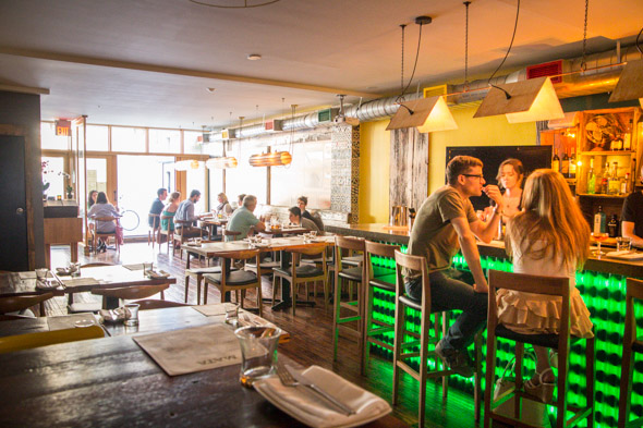 Mata Petisco Bar Toronto