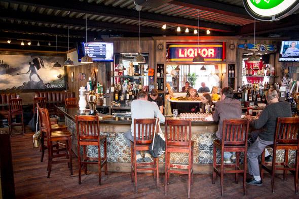 Black Irish Oyster Saloon Toronto
