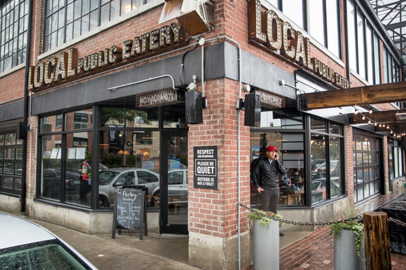 Local Public Eatery Toronto