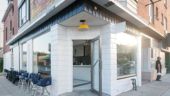 Saturday Dinette Toronto
