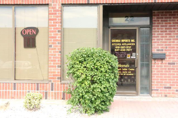 Meena S Fine Foods Toronto