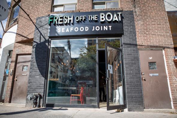 Fresh Off The Boat Toronto