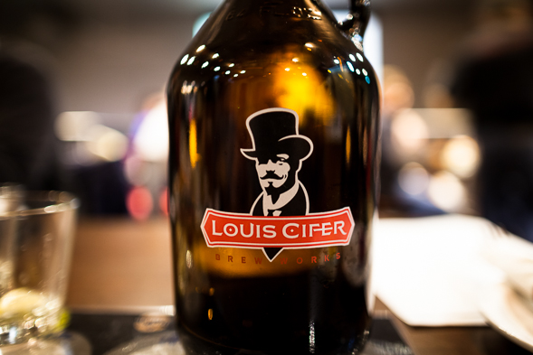 Louis Cifer Brew Works