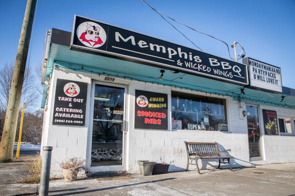 Memphis BBQ Woodbridge